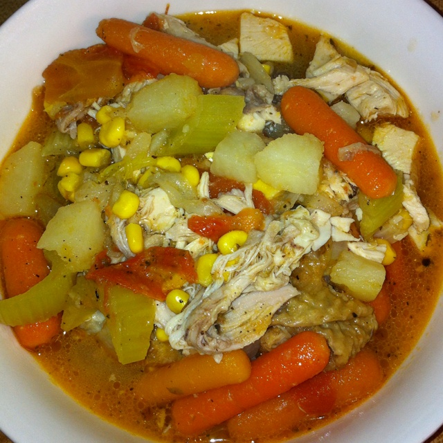 Trash can soup. | Food : Recipes - Soups, Salads & Sandwiches | Pinte ...
