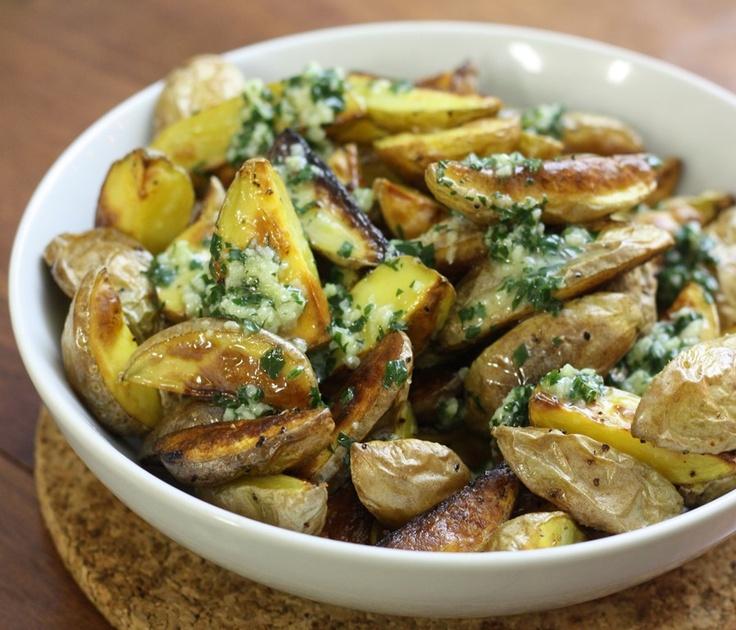 Garlic Fries | Potatoes & Potato Salad | Pinterest