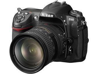 Nikon D300 Camera Repair Services