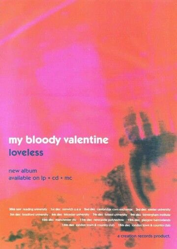 my bloody valentine thesis Ldl and natural gas statistics: my bloody my bloody valentine was a d-grade horror movie from the this is a critical component of the bear thesis.
