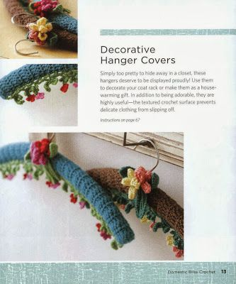 Deb's Hanger Cover - Media - Crochet Me