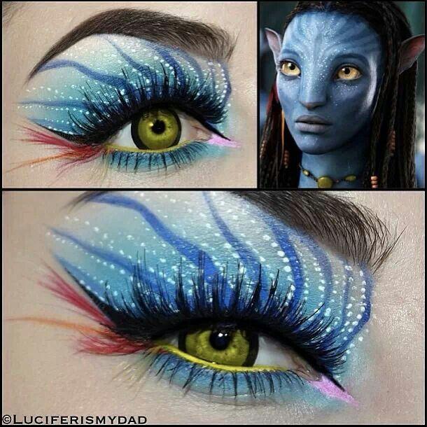 Avatar | make up