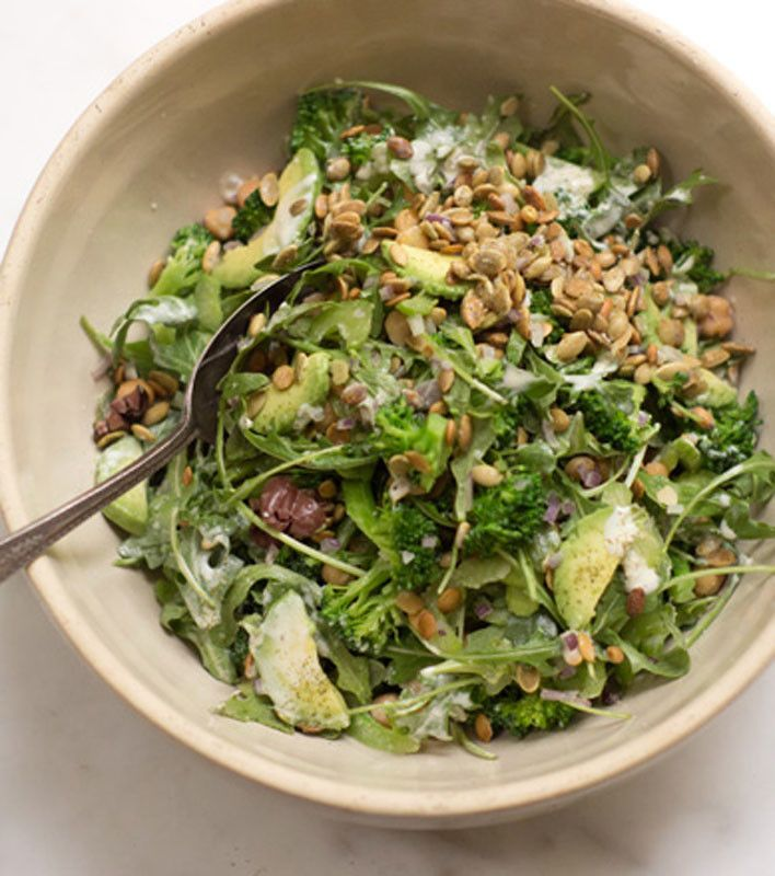 An Ideal Lunch Salad Recipe | Eat | Pinterest