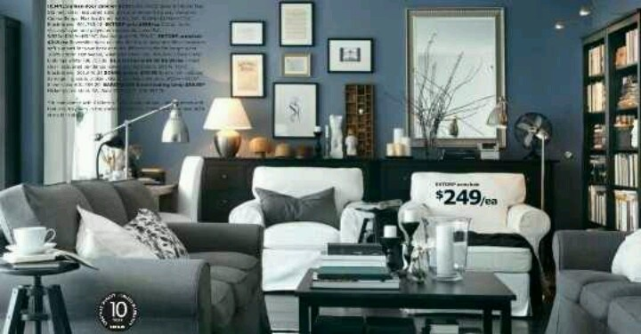 Tranquil living room for the home pinterest for Tranquil living room
