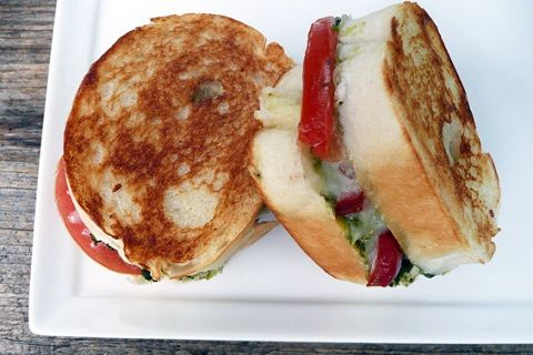 Pin by Carol Pesec on Recipes - Grilled Cheese Sandwiches | Pinterest