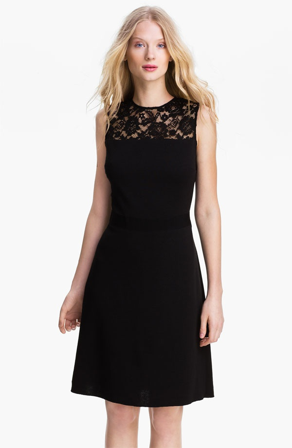 little black dress for valentine's day