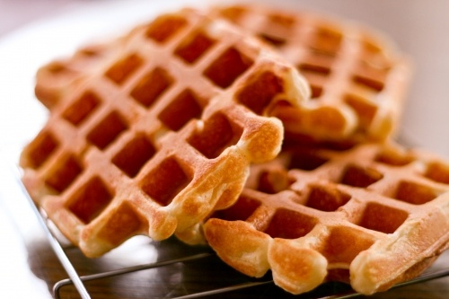 easy buttermilk waffles | FOOD! Nom Nom Nom! | Pinterest