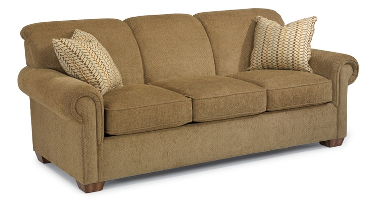 Flexsteel main street upholstered sofa sofas chairs for A p furniture trail