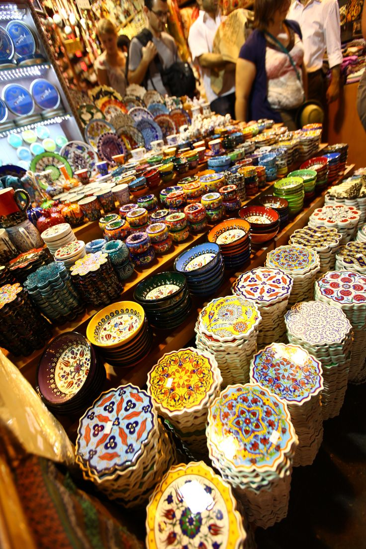 Take home souvenirs from the Istanbul Spice Market. #turkey