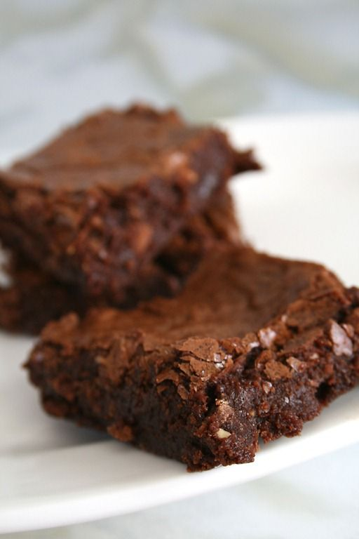browned butter brownies | Sweets! | Pinterest