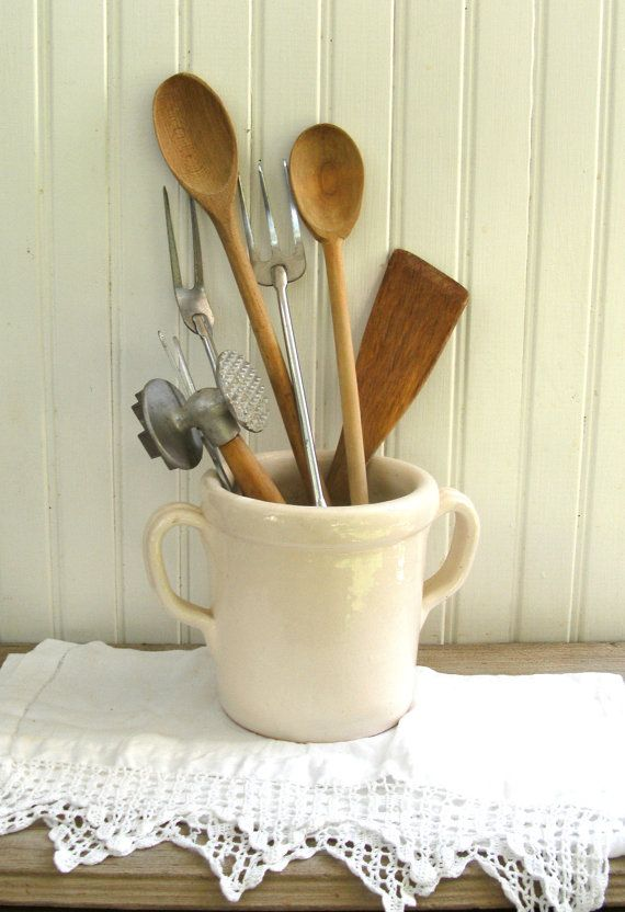Vintage Kitchen Utensils My Country Style Pinterest