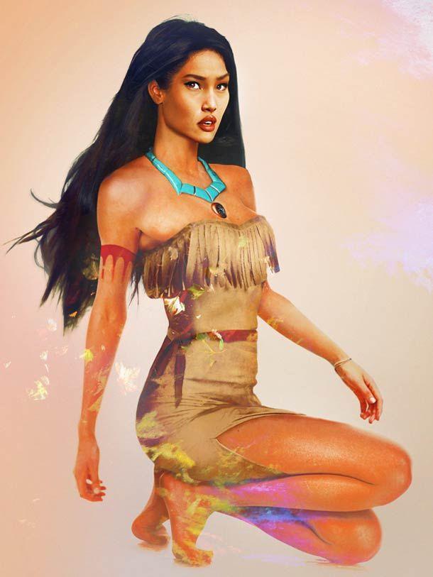 Pocahontas Fucking 54