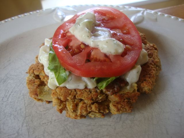 Falafel Burgers | Awesome Recipes | Pinterest