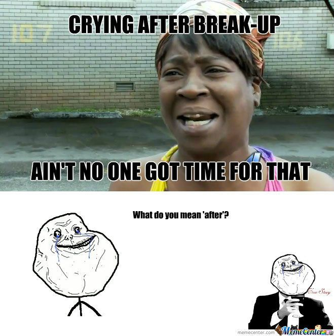 Funny Meme Break Up : Pin by maree atkins on forever alone pinterest