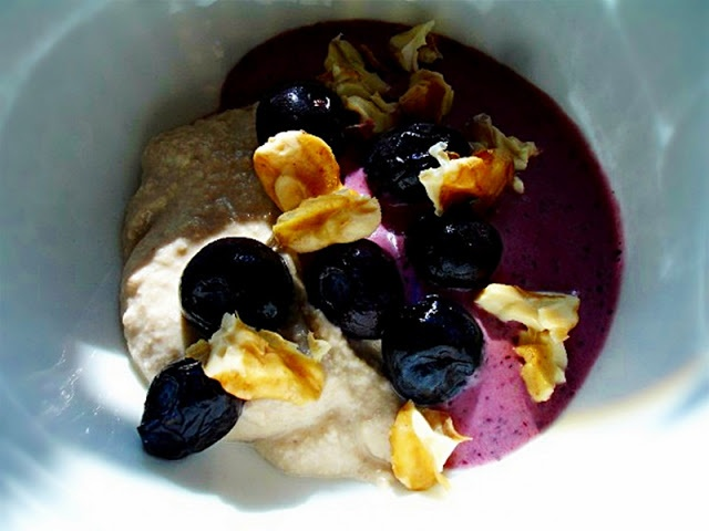Blueberry Fool Breakfast | Fabulous Food | Pinterest