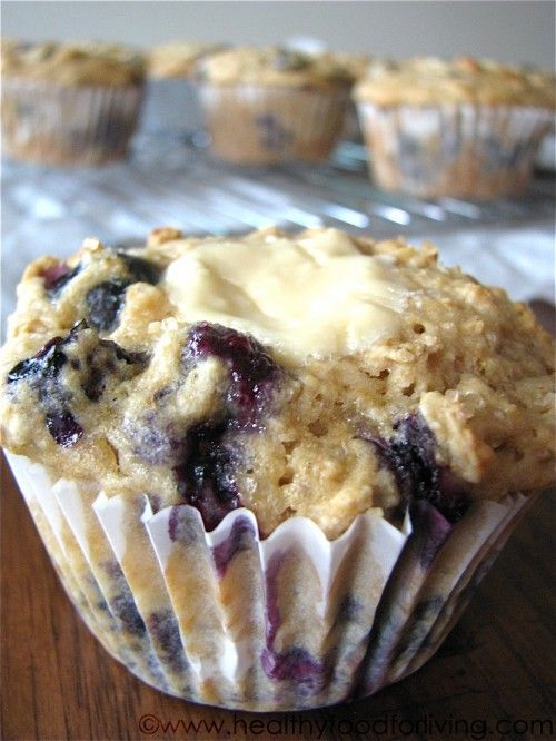 Blueberry Cream Cheese Muffins | Breakfast & Brunch | Pinterest