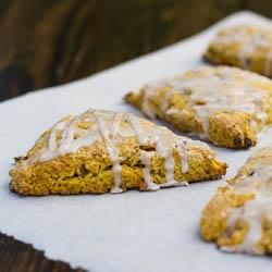 Spicy Pumpkin Cakelettes With Chocolate Glaze Recipes — Dishmaps