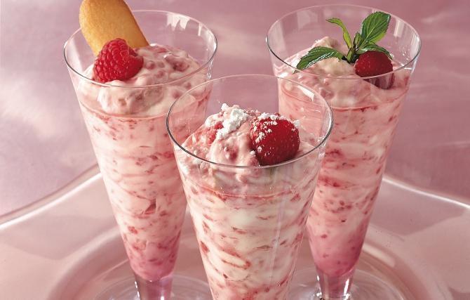 Raspberry Fool | Summertime Eats | Pinterest