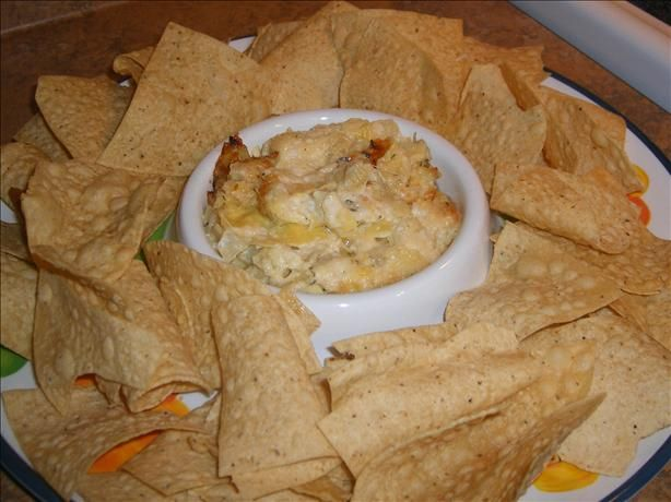 Quick And Easy Creamy Artichoke Dip Recipe - Food.com - 198386