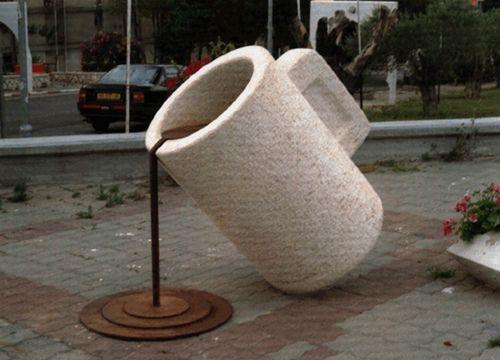 Monumento a la taza de café