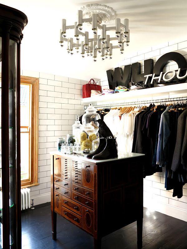 dressing room - love it!