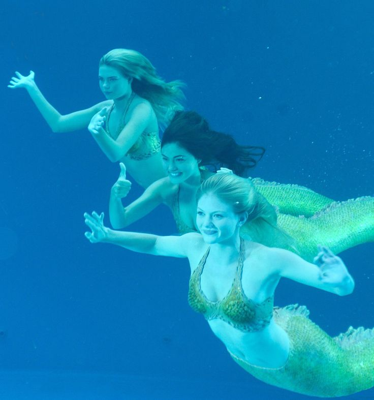 Merpeople for H2o wikipedia