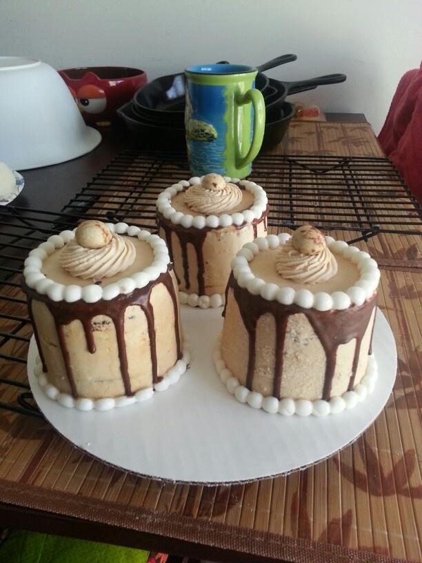Mini coffee cakes | Pin Board | Pinterest