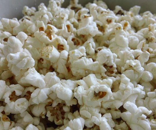 truffle popcorn | Food | Pinterest