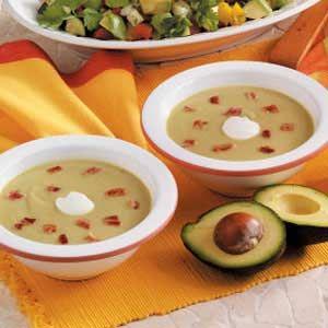 Avocado Soup | Recipe