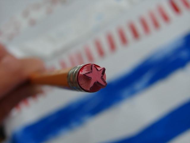 eraser stamper @mk inspired | creative inspiration... | Pinterest