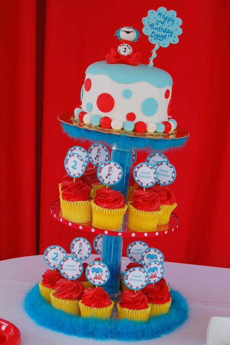 Dr Seuss Smash Cake Ideas 89988 THIS AS A SHEET CAKE COLOR