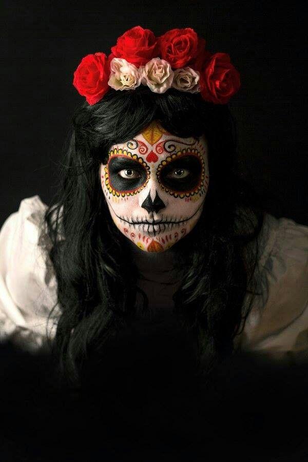 Catrina Makeup Dia Muertos Favorites