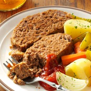 Pot Roast Meat Loaf | Recipe