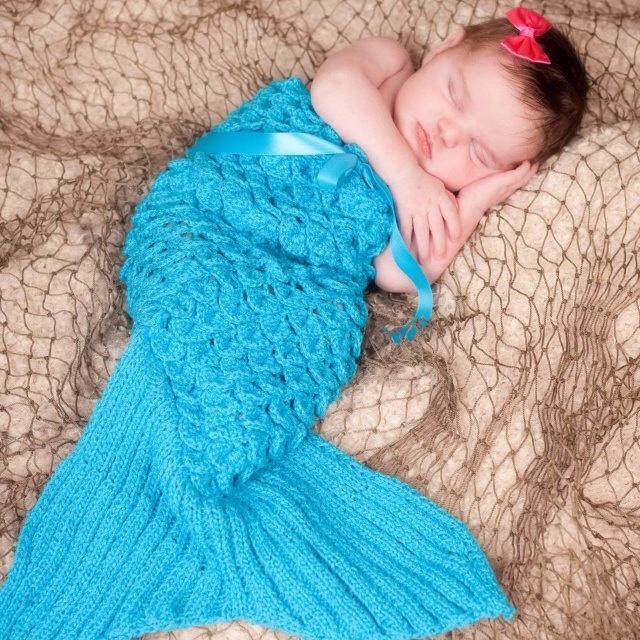 A baby mermaid. www.etsy.com/...