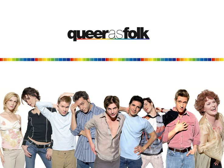 tv series Queer as Folk.