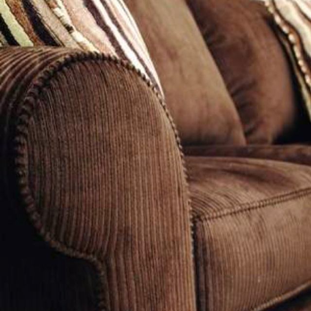 Pinterest for Brown corduroy couch
