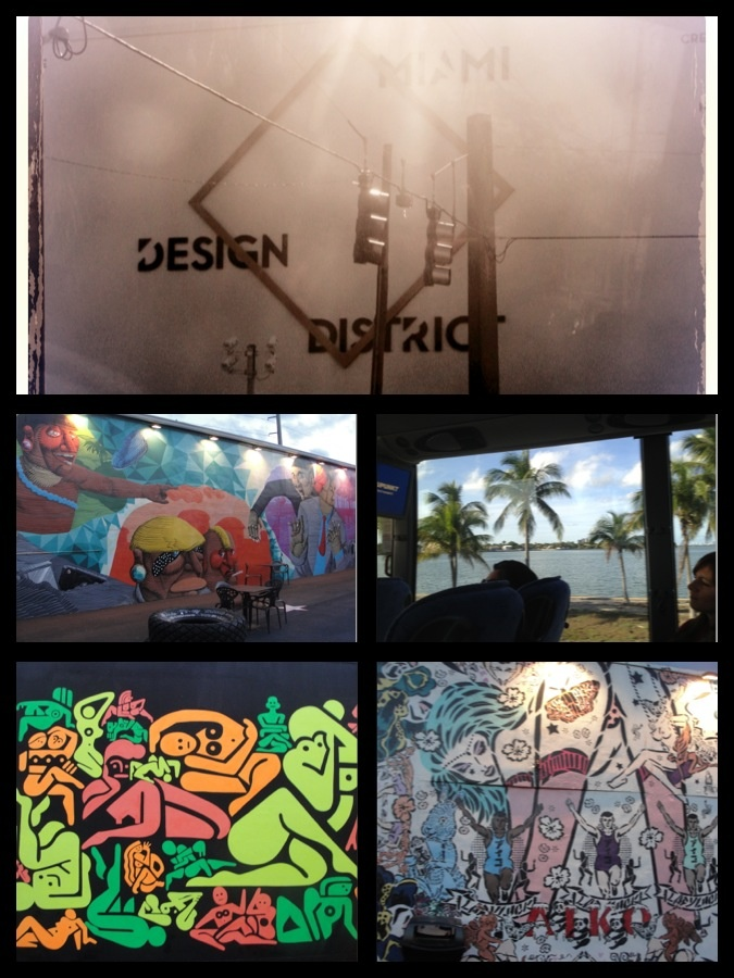 The Miami Art District Tour sponsored by Sherwin-Williams Was a FAB ...