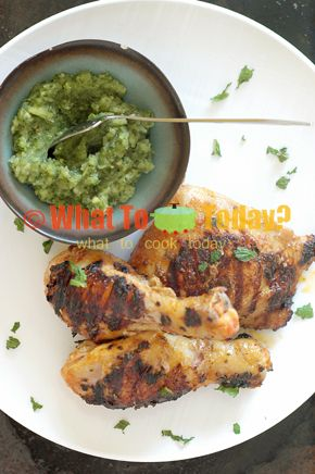 ... chicken (chicken, tomatoes, cumin, coriander, ginger, garlic, lime