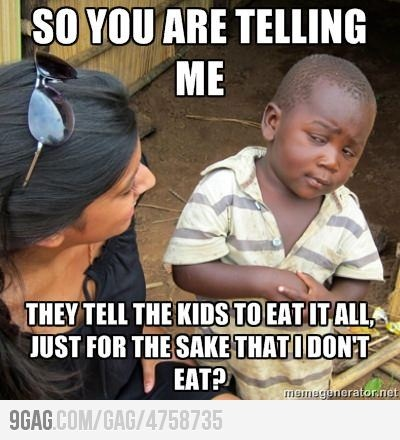 Skeptical World Kid Strikes Once Again