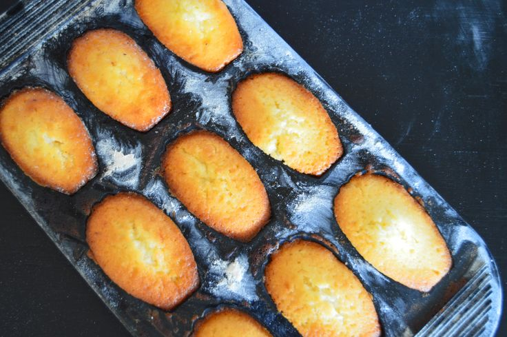 Orange Blossom Madeleines | Recipe