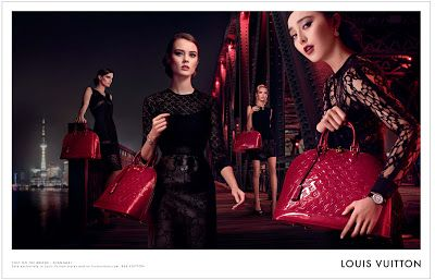 Bagaddicts Anonymous Louis Vuittons Chic On The Bridge Full Ad