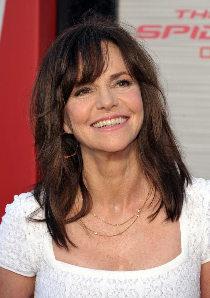 scalp braid hairstyles : Post 50 Oscar Nominees, Sally Field Jan, 2013 To See more Hairstyles ...