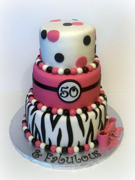 Fabulous 50 Birthday Cake Ideas 50027 50 Fabulous Cake Ide