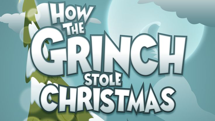 How the Grinch Stole Christmas program from another church