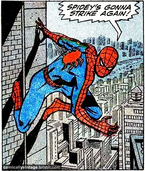 Vintage Spiderman Comic | Cartoons, Comics, Funny Stuff ...