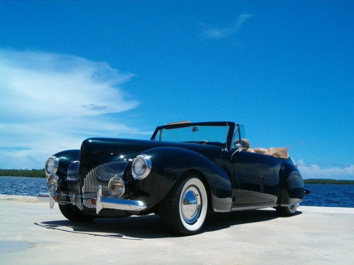 1940 lincoln continental convertible cars and trucks. Black Bedroom Furniture Sets. Home Design Ideas