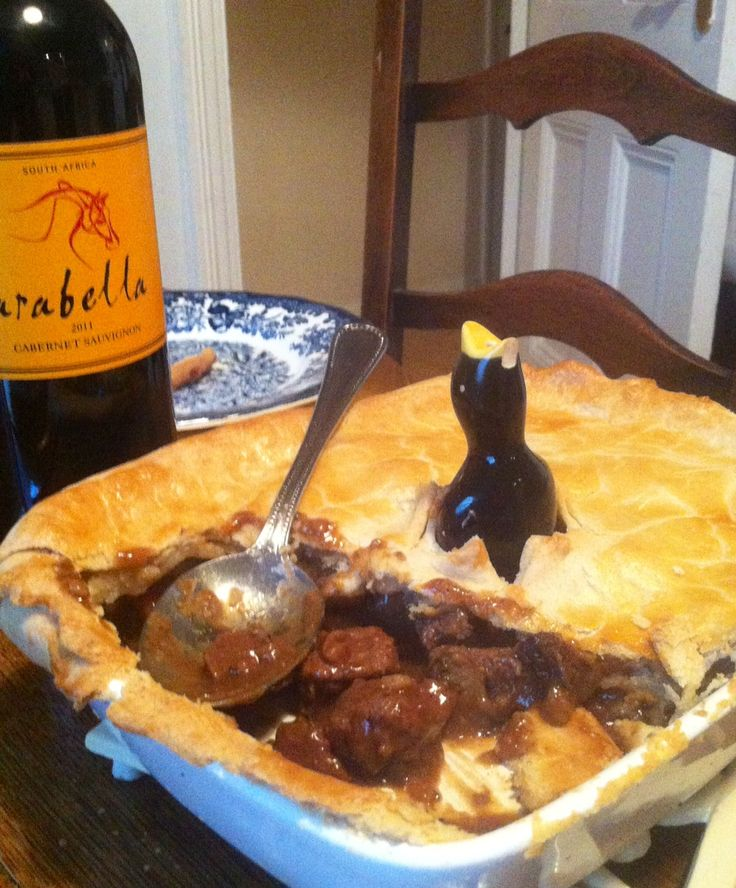 Steak and ale pie | Beef | Pinterest