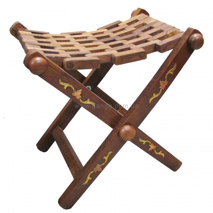 Складной стул из дерева своими руками 163