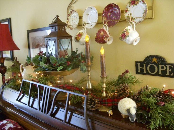 Decorating Ideas > Pinterest ~ 062026_Christmas Decoration Ideas Piano