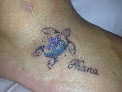 the gallery for ohana tattoo pictures. Black Bedroom Furniture Sets. Home Design Ideas